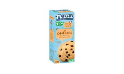 Les cookies aux pépites de chocolat