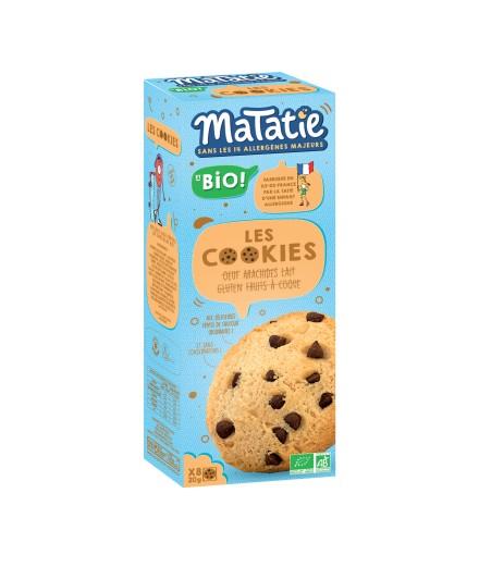 Les cookies aux pépites de chocolat BIO !