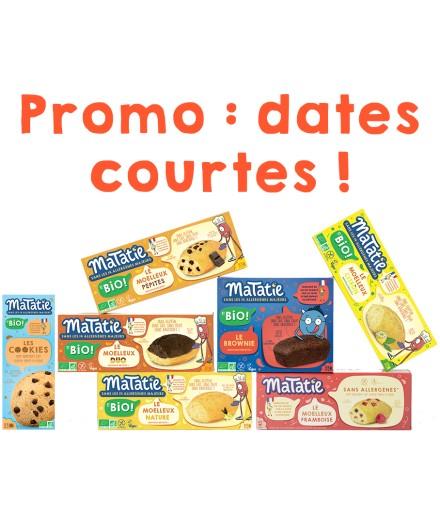 Promo dates courtes !
