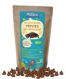 Les délicieuses pépites de chocolat bio sans allergènes majeurs